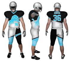 Sublimated Football Jersey with sublimated football pants 5adbcf2be