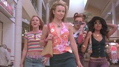 Rachel McAdams in the film 'The Hot Chick' (2002)