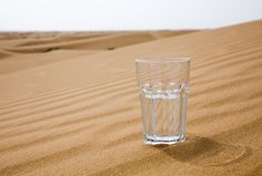 15 Signs You're Not Drinking Enough Water