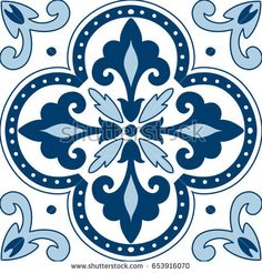 Find Beautiful Ornamental Tile Background Vector Illustration stock images in HD and millions of other royalty-free stock photos, illustrations and vectors in the Shutterstock collection. Tile Murals, Mural Art, Tile Art, Mandala Painting, Ceramic Painting, Fabric Painting, Folk Art Flowers, Flower Art, Scandinavian Folk Art