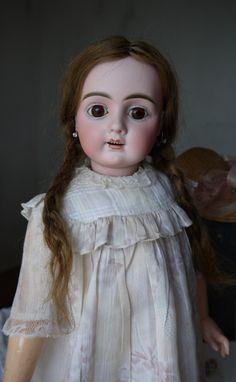 Старинная антикварная кукла Bahr&Proschild 350 / Bahr & Proschild, антикварные куклы / Бэйбики. Куклы фото. Одежда для кукол