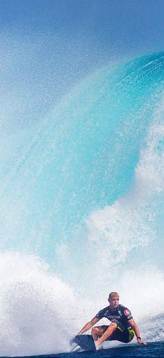 Mick Fanning 2013 ASP Champion #surfing #GetLostOnIssuu