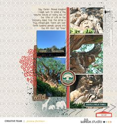 Project Mouse (Animal) | August '20 Featured Products | Sahlin Studio | Digital Scrapbooking Designs