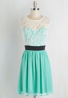 Shortcake Story Dress in Turquoise, @ModCloth totally makes me think of a casual Elsa from frozen.