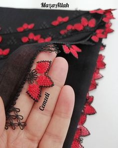 Saree Border, Needle Lace, Tatting, Wedding Decorations, Crochet, Model, How To Make, Crafts, Instagram