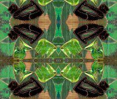 """Retreat"" fabric by elizabethvitale on Spoonflower - custom fabric"