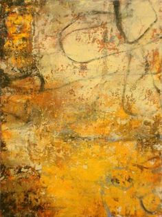 "Castle and Sunflowers 2010 Acrylic on canvas 16"" x 12"""