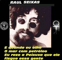 BIOGRAFIAS E COISAS .COM: RAUL SEIXAS PEIXUXA #Peixuxa #RaulSeixas