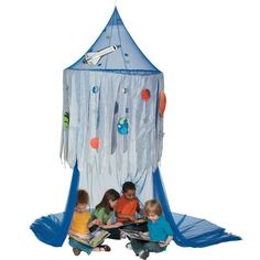 kids space play tents