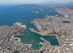 Piraeus Port Authority Sees 2017 Turnover, Profits Rise