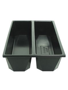 2 Channel Display Tubs - Display Decoration