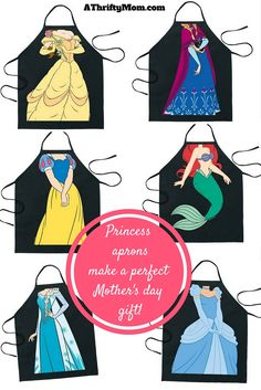 Disney princess apro