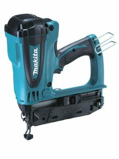 Makita 2nd Fix Gas Nailer - GF600SE - http://www.hall-fast.com/-hand-tools/-power-tools-/nail-and-staple-gun/gas-nail-gun/makita-2nd-fix-gas-nailer/