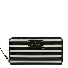 kate spade   women's wallets - leather wallets for women - designer wallets