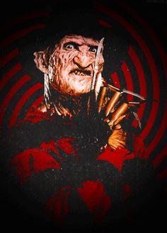horror 1984 robert englund a nightmare on elm street Wes Craven horroredit TFG*