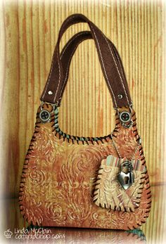f3075bf80 Western Swinging (paper purses) - Saddle bag purse by StickUps - Cards and  Paper Crafts at Splitcoaststampers