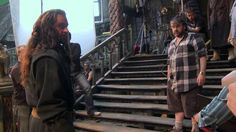 The Hobbit: The Desolation of Smaug: Behind the Scenes (Broll) Part 3 of 3