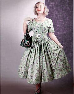 Fabulous vintage kleider - bilder 2015