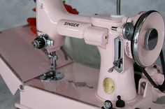Custom Restored Singer 221 Featherweight (your choice of color)