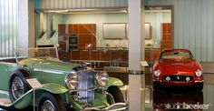 Mozart Auto Museum
