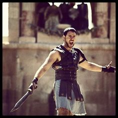 OMG WE LOVE GLADIATOR, and so do the users on #sayroom