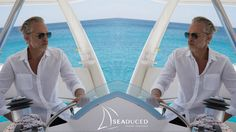 Here's looking at you, babe. Charter #SeaducedII for a #RomanticSail along the Platinum coast of #barbados. http://www.seaducedbarbados.com/private-charters/