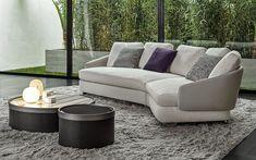 Lawson Sofa by Minotti —