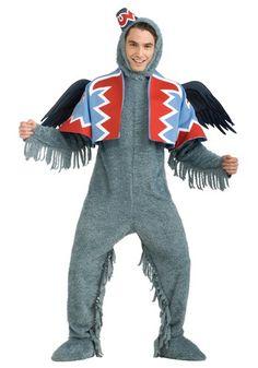 Adult Flying Monkey Costume - Wizard of Oz Flying Monkey Costumes