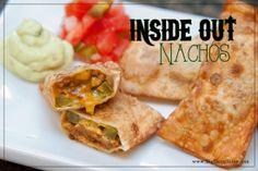 Inside Out Nachos | Big Bang Bites | bigbangbites.com | Taco meat ...