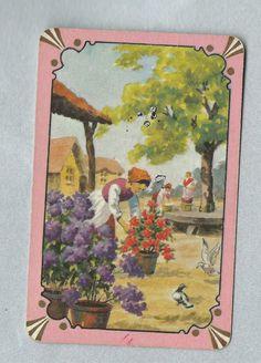 Coles Swap Card- 1950s