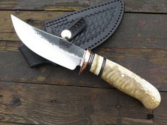 Premium Musk Ox Boss Hunter w/ Rowe's Leather