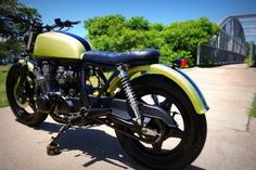 CB750 Cafe Racer / Custom. Extensive work, runs great, sounds mean, ready for new home.