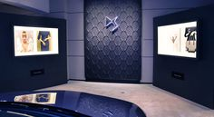 Maison Fabre x Ds Automobiles l'élégance jusqu'au bout des doigts exposition au Ds World Paris jusqu'au 4 janvier 2016