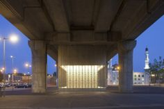 Amsterdam Metro Station / Maccreanor Lavington Architects