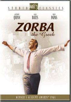 Zorba the Greek #Crete #Travel www.cretetravel.com