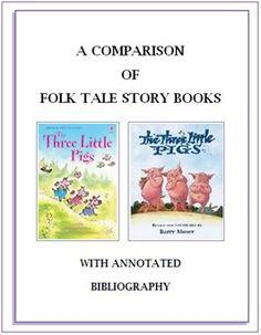 elements of a folktale pdf