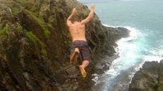 Cliff Jumping #Hawaii - Proof, via #YouTube #Video