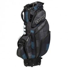 Ogio Golf Bags, Blue Weave, Golf Carts, Blue Bags, Weaving, Loom Weaving, Crocheting, Knitting, Hand Spinning
