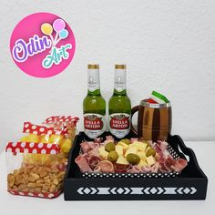 Stella Artois, Cute Notes, Churros, Fathers Day, Picnic, Breakfast, Box, Gifts, Ideas Para