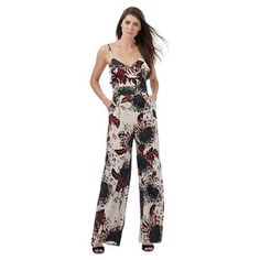 94a4a7455132e7 Star by Julien Macdonald Multi-coloured oriental print kimono jumpsuit.  Oriental PrintJulien MacdonaldBridal OutfitsDebenhamsWedding ...