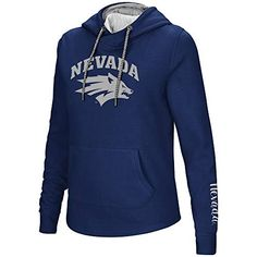 Look like a champ in this cute women's Nevada Wolf Pack hoodie. Nevada Wolf Pack, Cute Woman, Hoodies, Sweatshirts, My Love, Sweaters, Blue, Clothes, Crossover