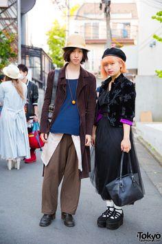 Harajuku Bunka Fashion College Students