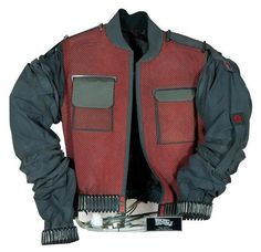 Self drying jacket from BTTF part II