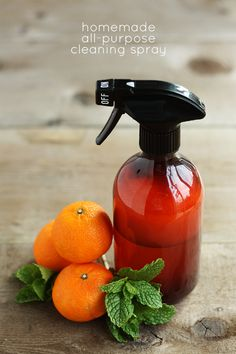 Homemade All-Purpose Cleaning Spray