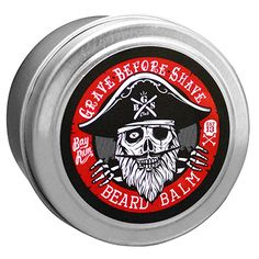Three words: Bay Rum Scent. The most unique and likeable scent in the industry of beard balms. On top of that Grave Before Shave is known for making top beard balm products, which provide you with awesome beard care.