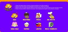 Zuzubalândia - Jogos online para crianças: animações, quadrinhos, personagens…