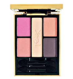 What's new 2014 (Cosmo FR): Palette yeux YSL