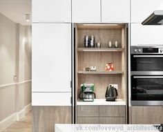 Keukenmachines verstoppen afsluitbare werkplek myhouse