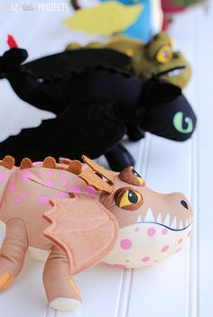 How to Train Your Dragon Party - Crazy Little Projects