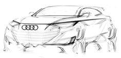 Bike Sketch, Pen Sketch, Car Design Sketch, Cool Sketches, Transportation Design, Automotive Design, Drawing Reference, Exterior Design, Graphic Design